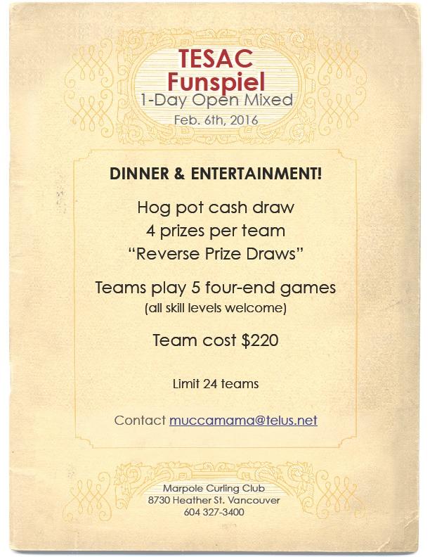 Funspiel Poster 2016