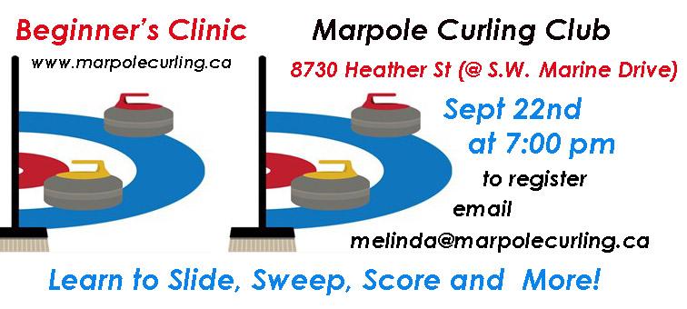 Instruction Marpole Curling Club